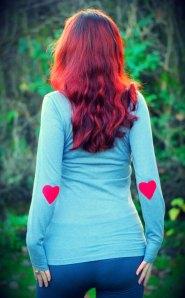 Heart Patch Shirt