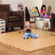 Foam Wood Floor
