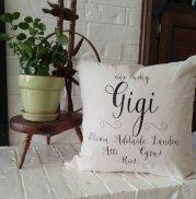Grandparent Pillow