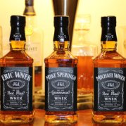 Whiskey Labels